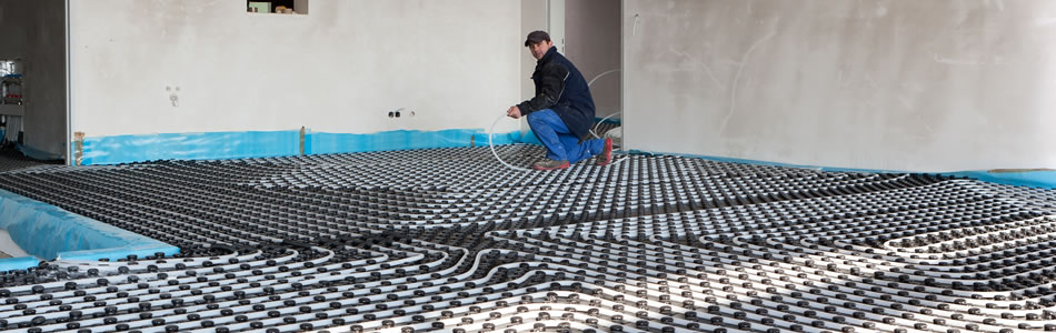 Underfloor Heating in Hornchurch & London