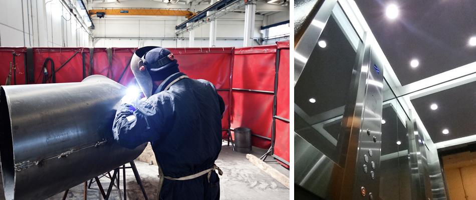 site-welding