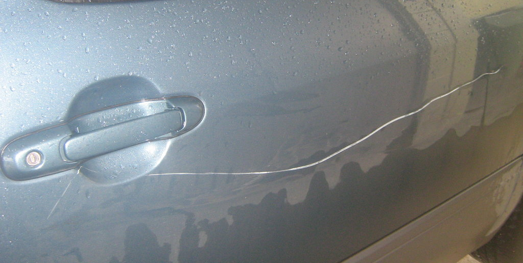 panel scratches Essex
