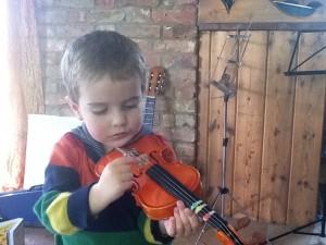 john violin age 2 and a half (2)