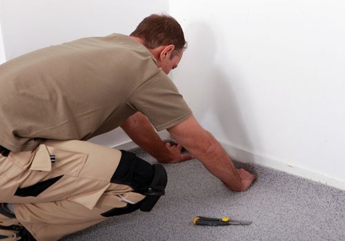 carpet fitters